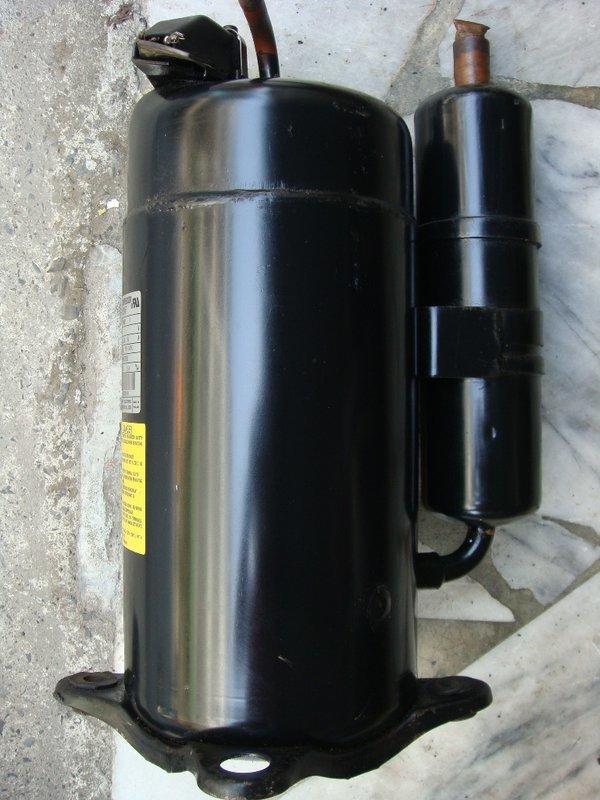 各廠牌分離式冷氣中古壓縮機 - 露天拍賣