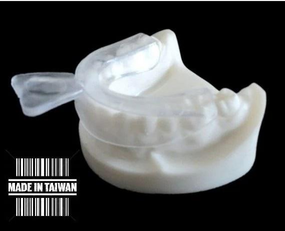外銷歐美之防磨牙/單層軟式護牙套(10牙套)   露天拍賣