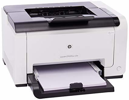 全新 HP CP1025NW 雷射印表機 - 露天拍賣