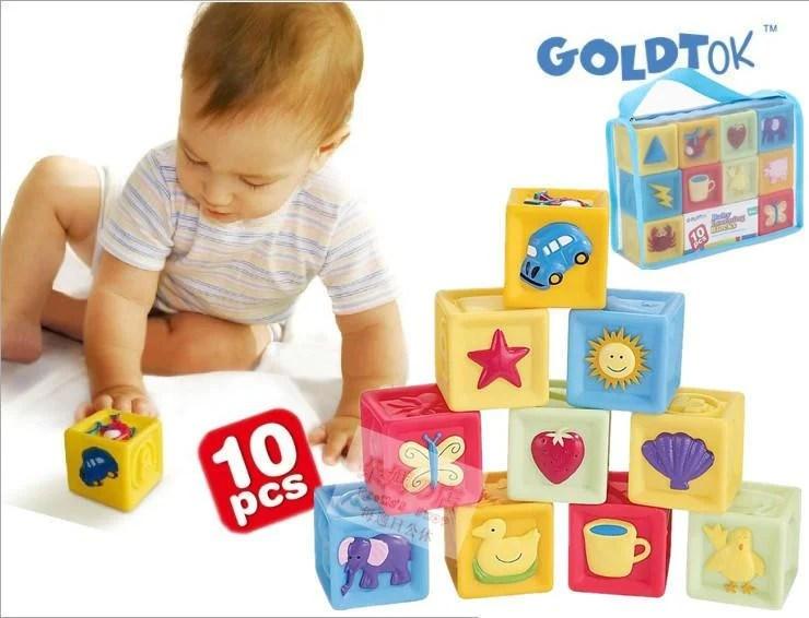 超夯的美國浮雕積木 軟積木 嬰兒玩具 戲水玩具 感統訓練玩具   露天拍賣