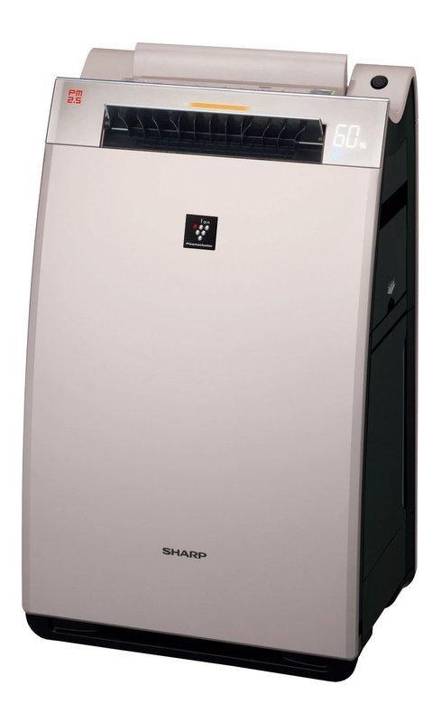 最後一臺甩賣!!現貨日本SHARP KI-FX100 fx100 PM2.5加濕空氣清淨機fx75 f70參考 - 露天拍賣