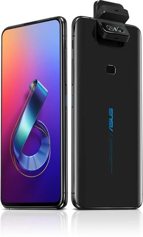 奇機通訊-(限色)ASUS ZenFone 6 華碩全新公司貨 ZS630KL 6.4 吋 6G/128G(銀色) | 露天拍賣