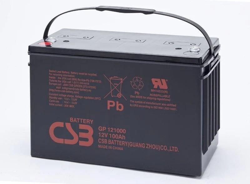 (尤士德) CSB 神戶深循環電池GPL121000 中古品質超好 UPS 副電瓶 露營車 太陽能 漁船用   露天拍賣