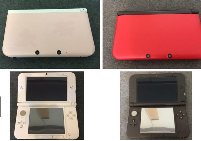 任天堂 二手 3DS LL B9+LUMA8.0 漢化 跨區 支援11.8更新 日規機 到手即玩 售完不補 - 露天拍賣