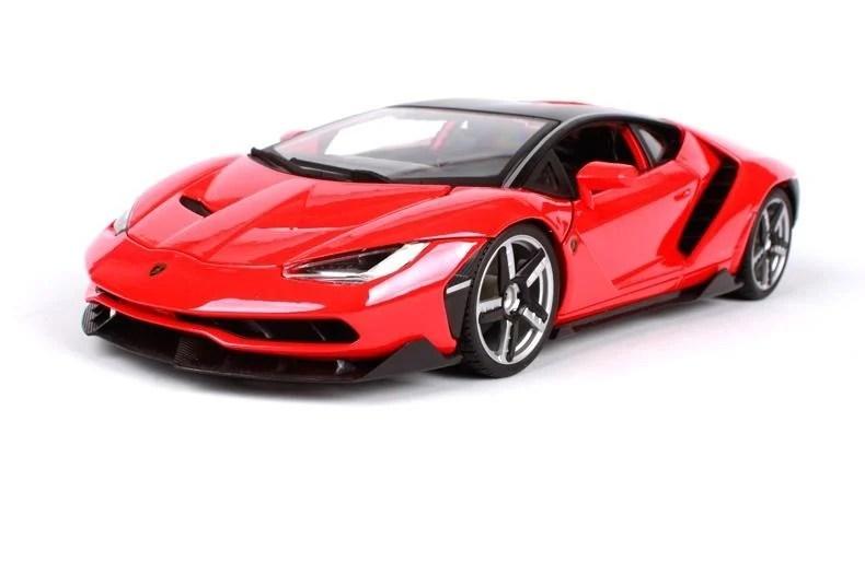 藍寶堅尼 Lamborghini LP770-4 紅色 FF3331386 1:18 合金車 預購 阿米格Amigo - 露天拍賣