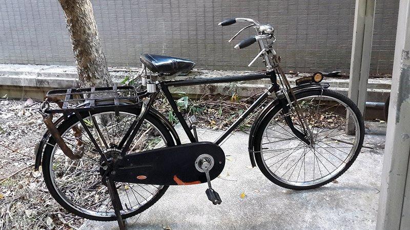 【古董】幸福牌 腳踏車 自行車 【面交】 - 露天拍賣