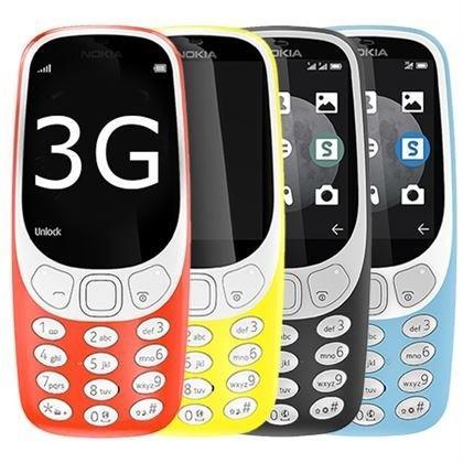 【大摩】Nokia 3310 2017 N3310 經典復刻 直立式 黃色 空機價 | 露天拍賣