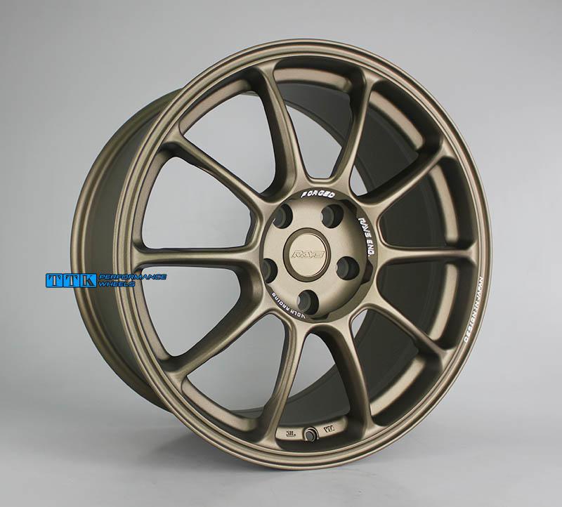 【員林 小茵 輪胎 舘】類日本名牌RAYS ZE40 18吋 全車系適用 8.5J 質樸消光銅銑字 約8.7Kg | 露天拍賣