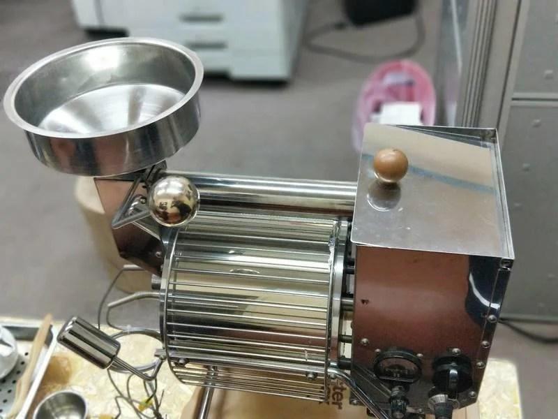QUEST M3 coffee roaster專用進豆漏斗~快速進豆~咖啡烘豆機烘焙機玩家必備~(工廠直營)) - 露天拍賣