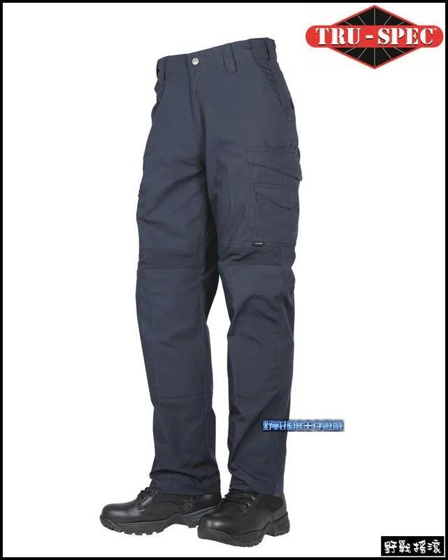 【野戰搖滾】美國 TRU-SPEC 24-7 PRO FLEX 戰術長褲【海軍藍色】 迷彩褲勤務褲工作褲特勤軍警特警褲 - 露天拍賣