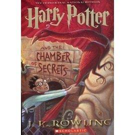 哈利波特英文版HARRY POTTER 第2集 HARRY POTTER & CHAMBER OF SECRETS #2 - 露天拍賣