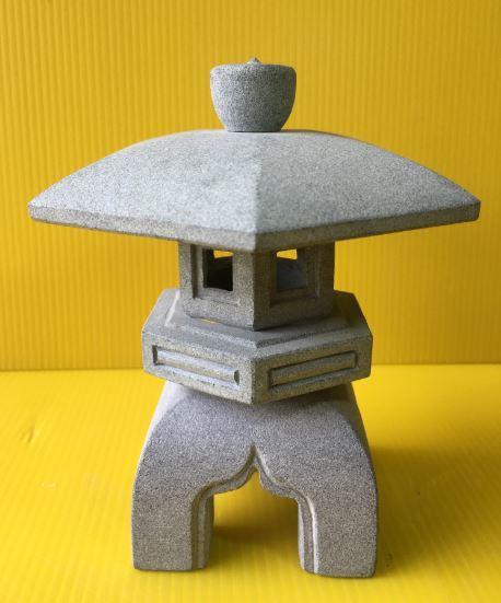 【呈吉建材】日式迷你石燈(矮)/青斗石/庭園擺設/日式風格/禪/燈具 - 露天拍賣