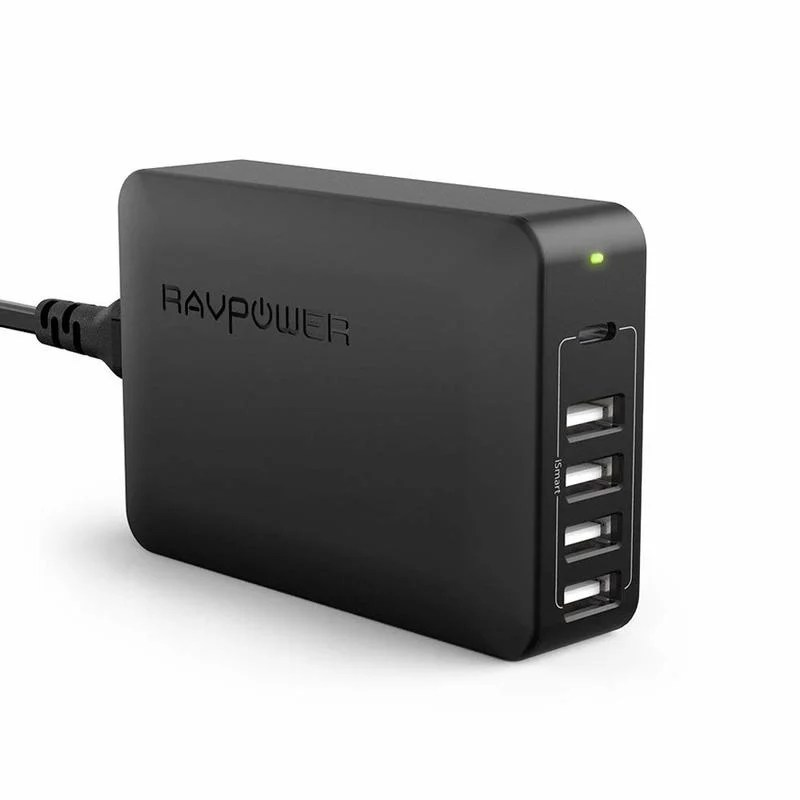 〔SE現貨〕日本 RAVPower 快速充電 USB-C PD Power Delivery 1+4孔輸出 - 露天拍賣