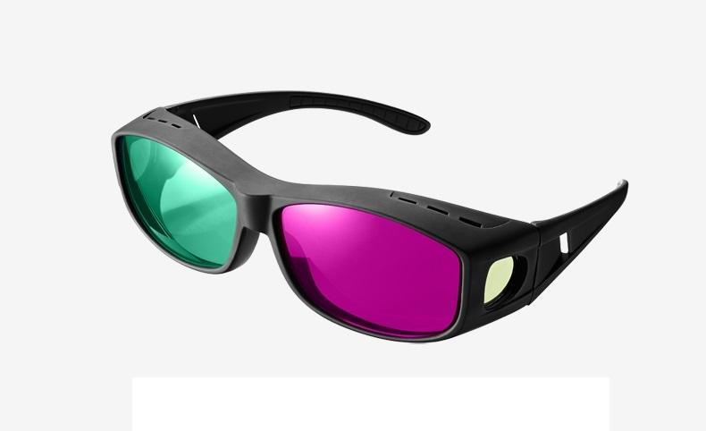 紅綠3d眼鏡 電腦專用 立體3D眼鏡 - 露天拍賣