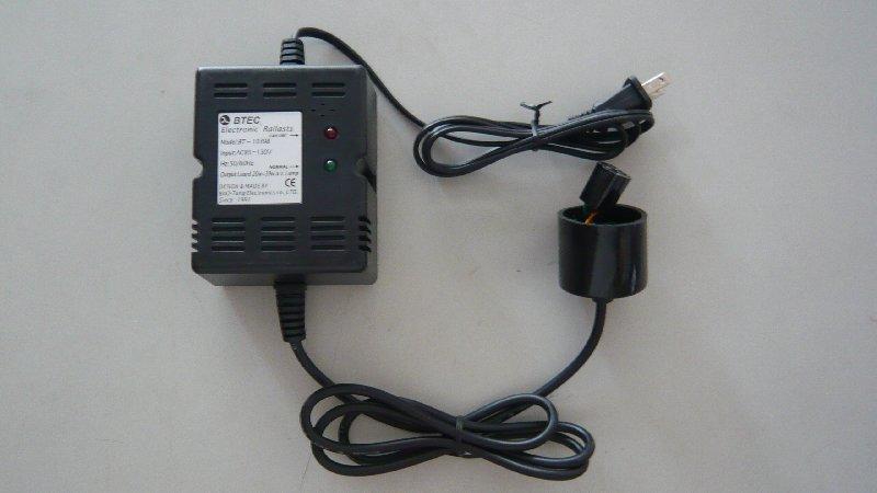寶新照明 BTEC 紫外線燈管 水殺菌 電子式安定器 附指示燈 120V 220V 20W - 39W 共用型 - 露天拍賣