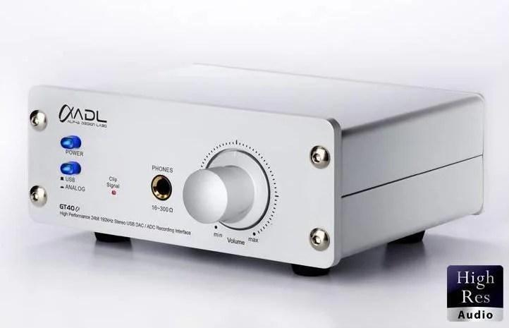 【億而創耳機音響】特價出清 日本古河 FURUTECH ADL GT40 ALPHA DAC 耳擴 仲敏公司貨 一年保固 - 露天拍賣