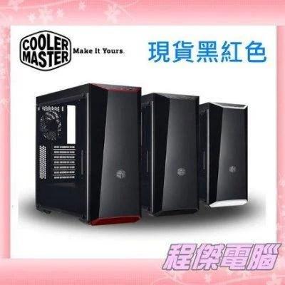 「高雄程傑電腦」臺灣公司貨 酷媽 Coolermaster MASTERBOX LITE 5 透明側板 電競機殼 超值款 - 露天拍賣