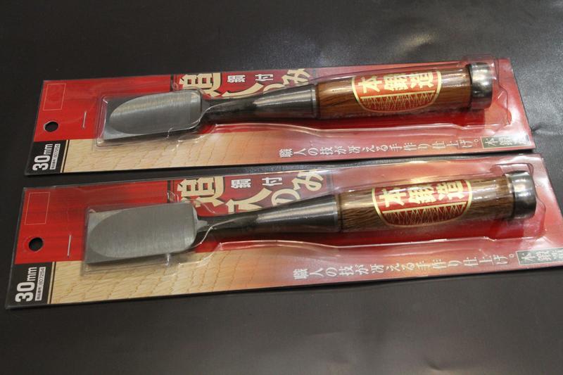 (獨品)(品K2) 日本藤原產業 約30mm 鑿刀 追入鑿刀 木工鑿刀 (參考平待角鑿修鑿) | 露天拍賣