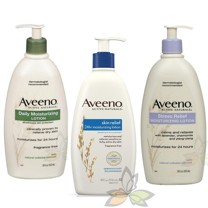 【特惠秒出】Aveeno 艾惟諾 家庭號大包裝 天然燕麥24小時保濕乳液 532ml 三款可選 | 露天拍賣