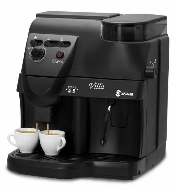 SPIDEM Villa black全自動咖啡機 - 露天拍賣