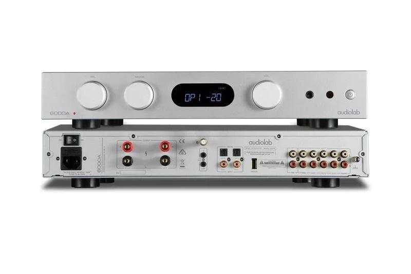 愛樂音響 AUDIOLAB 6000A 立體聲綜合擴大機 - 露天拍賣