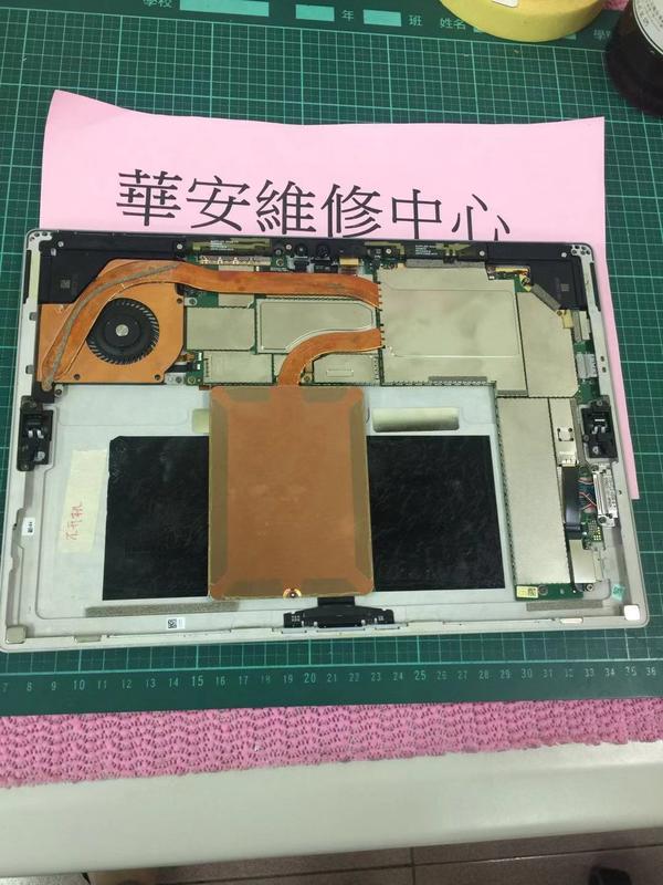 【華安維修中心】Microsoft Surface 3 / pro 3 螢幕破裂 觸控不良 無法顯示 觸控失靈 現場維修 | 露天拍賣