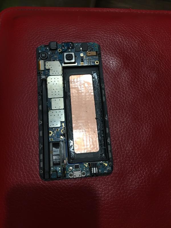 (三重長榮)三星 note4 n910u Note5 n9208主機板 主板總成 - 露天拍賣
