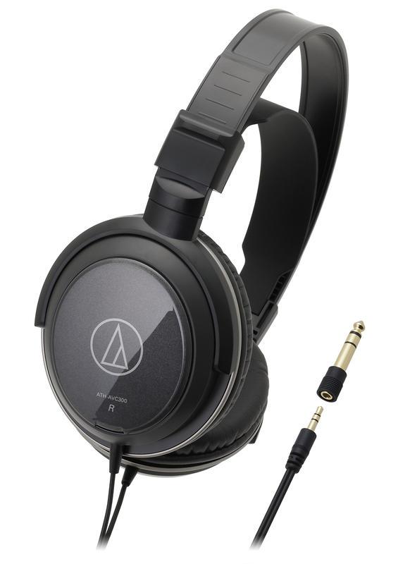 (新竹Nova立聲音響) 保內免費到府收送 加贈耳機架 ATH-AVC300 密閉式AV耳機 歡迎來門市試聽 - 露天拍賣
