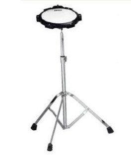 【華邑樂器43001-3】PEACE 8吋爵士鼓打擊練習板+腳架 (打點板 打擊墊 打擊板 臺灣製造) - 露天拍賣