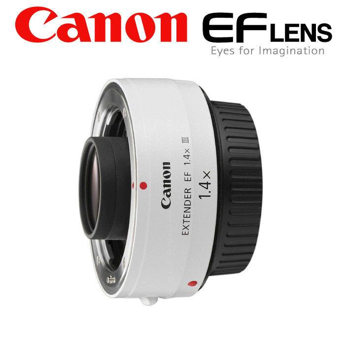 【高雄四海】Canon Extender EF 1.4X III 全新平輸.1.4倍加倍鏡.增距鏡.一年保固 - 露天拍賣