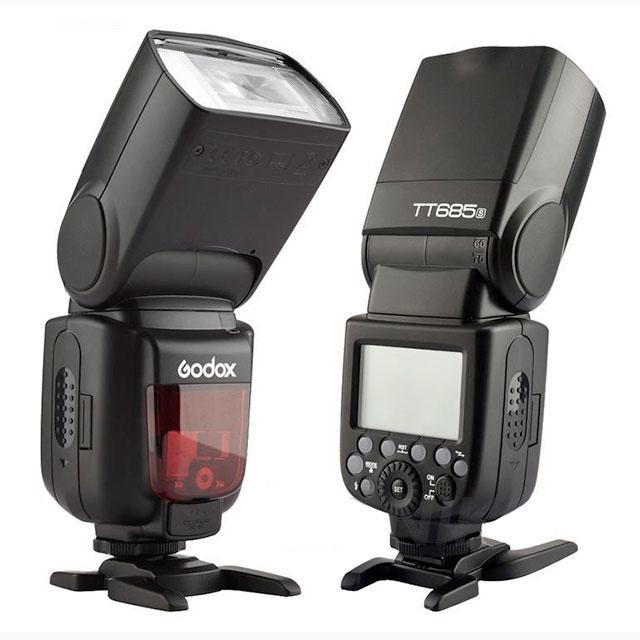 [攝影甘仔店]神牛TT685 gn60大出力閃燈 TTL 高速閃 canon nikon sony 600ex - 露天拍賣