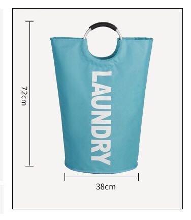 歐美爆款 家居收納 洗衣袋 洗衣籃 髒衣籃   露天拍賣