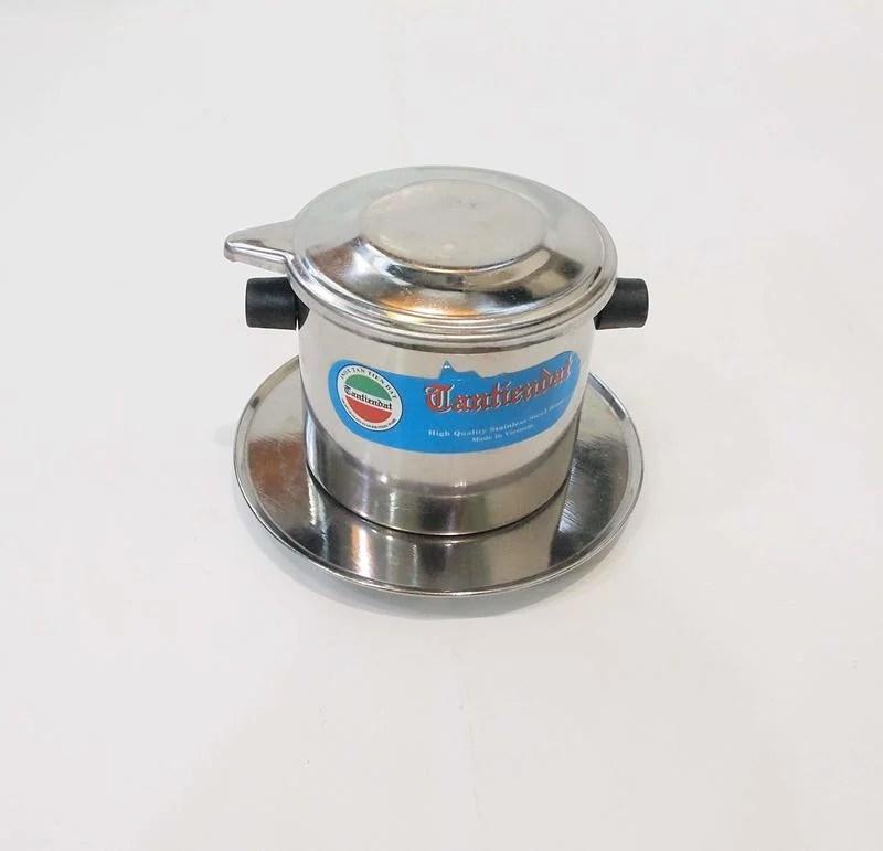 全新, INOX 越南咖啡濾器 滴滴壺 / 不鏽鋼材質 - 露天拍賣
