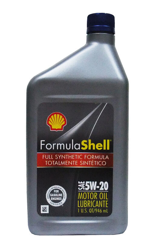 油購站 整箱免運含發票 可自取 殼牌 FORMULA SHELL 5w 20 全合成 機油 5W-20 | 露天拍賣