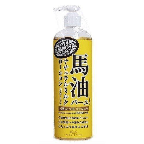 Loshi 馬油乳液 485ml/瓶 6瓶免運【D000218】 - 露天拍賣