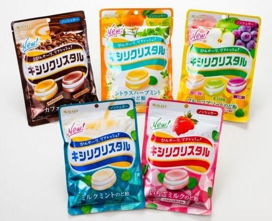 +東瀛go+ 日本 MONDELEZ 三星低卡薄荷喉糖系列 綜合水果/柑橘/草莓/牛奶薄荷/咖啡拿鐵 婚禮糖果 無砂糖 - 露天拍賣