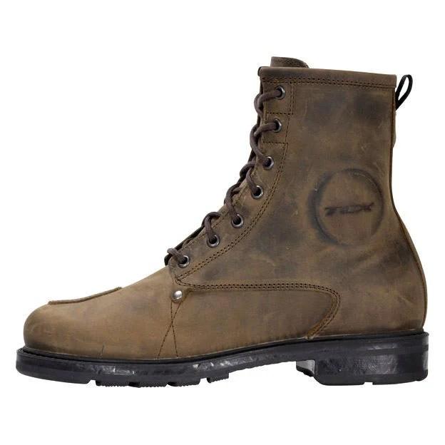 【德國Louis】TCX X-Blend摩托車防水短靴 復古風格棕色中筒低筒短筒牛皮真皮鞋重型機車重機重車靴219050   露天拍賣