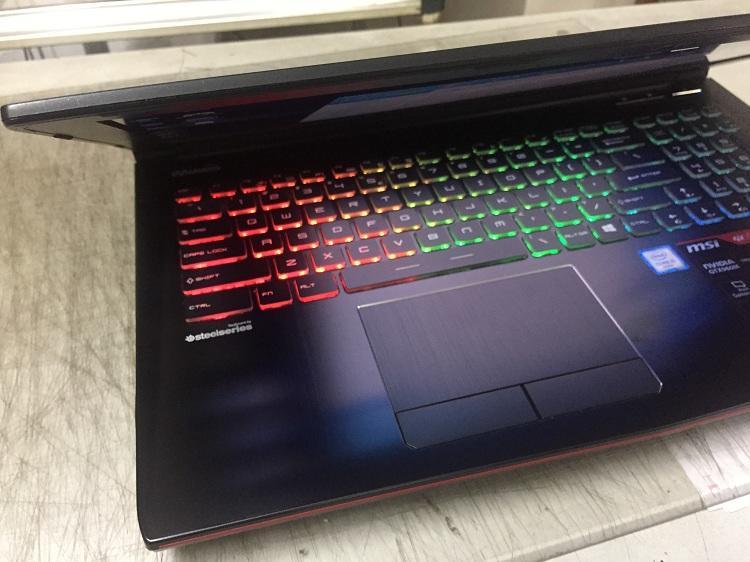 微星電競筆電 GT72VR 6RD 1060 1070 MXM 可換顯卡 吃雞 3A大作 - 露天拍賣