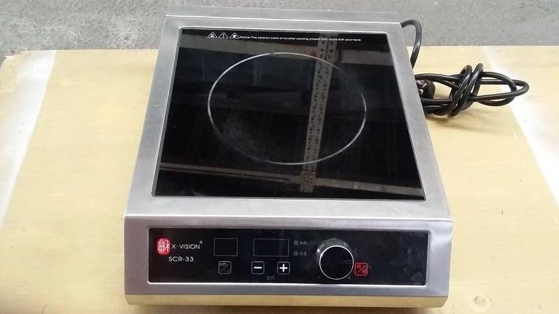[龍宗清] 尚龢堂高功率電磁爐 (18110503-0012)X-VISION SCR-33 220V 商業用電磁爐 商用電磁爐 營業用電磁爐 - 露天拍賣