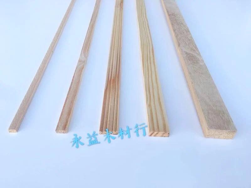 *永益木材行(臺北)*扁形木條 小木條實木木條 DIY木條 長方形線板 - 露天拍賣