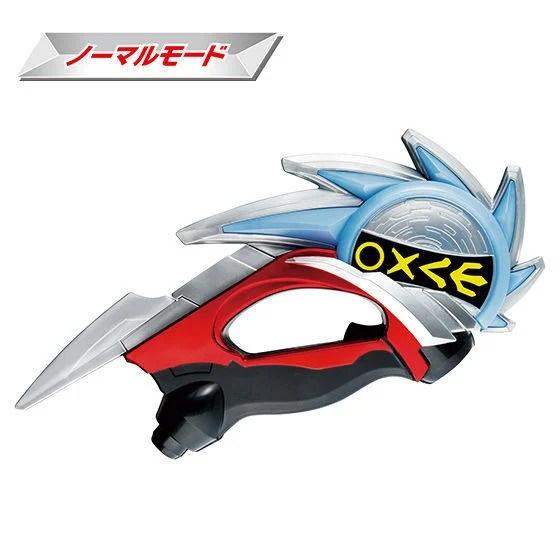 (參號倉庫) 現貨 日空版 超人力霸王 ORB 歐布 DX 鞭打者 長尾鮫 武器 聲光效果 奧特曼 - 露天拍賣