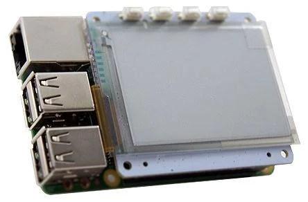 【莓亞科技】樹莓派電子紙顯示器(ePaper/eInk)(含稅預購NT$3360) - 露天拍賣