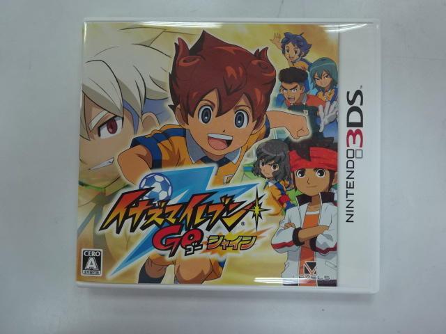 3DS 日版 GAME 閃電十一人 GO 閃耀版(40655406) - 露天拍賣