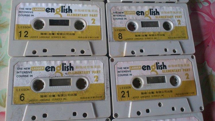 省錢大作戰 階梯英文教學錄音帶 | 露天拍賣