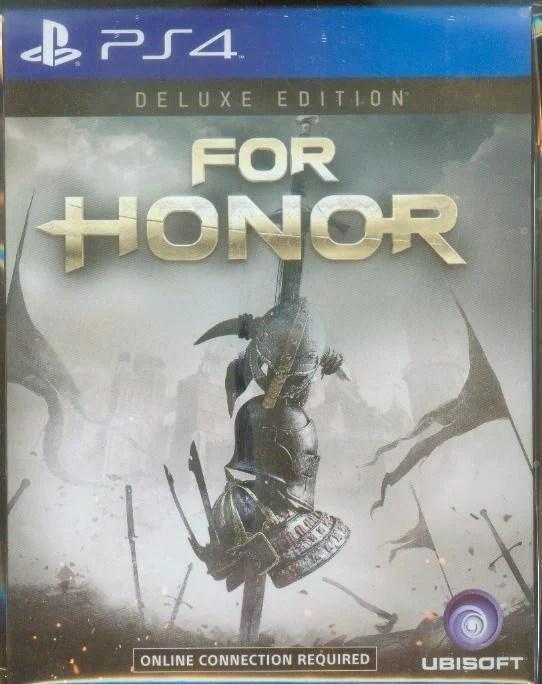 全新PS4 原版片 中文版 榮耀戰魂 For Honor 限定版 - 露天拍賣