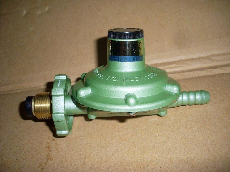 永勝瓦斯調整器 附兩束環 有投保產品責任險 R500 - 露天拍賣