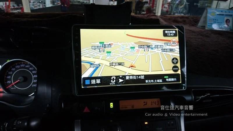 音仕達汽車音響 豐田 WISH 2010年~ 10吋安卓主機 WIFI 鏡像顯示 2.5D 四核心 IPS JAD | 露天拍賣