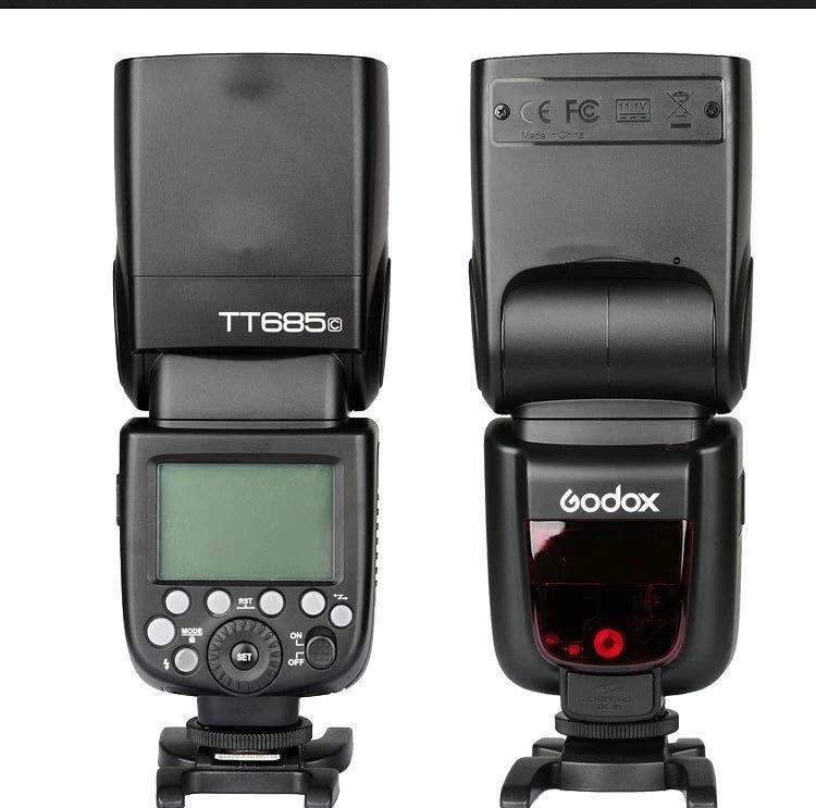 『大絕響』SONY 神牛 TT685 C/N/S/F/O 閃光燈 TTL/2.4G 無線離機閃燈 高速同步 Godox | 露天拍賣