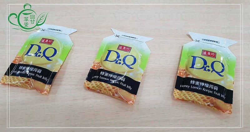【回甘草堂】(現貨供應+優惠特價)盛香珍 Dr. Q 蜂蜜檸檬 蒟蒻 擠壓式果凍包 另有其它七種口味 10包 - 露天拍賣