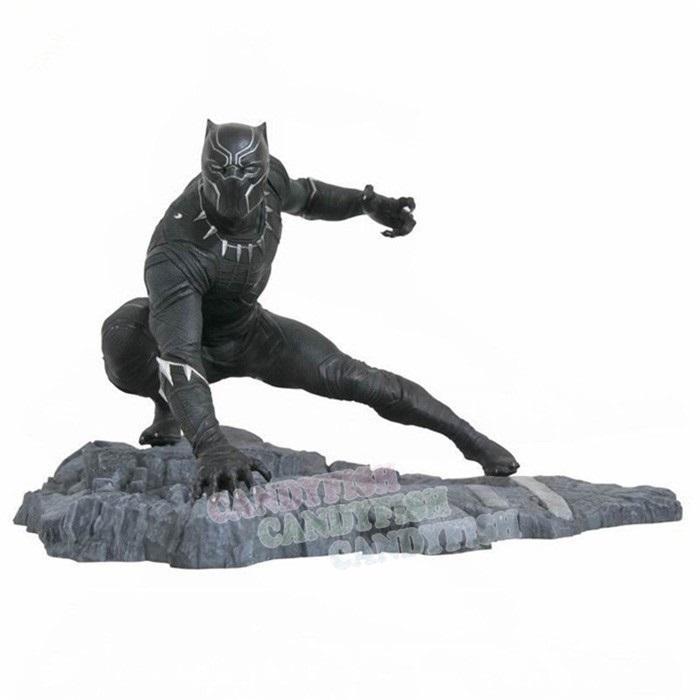 復仇者聯盟 美國隊長3黑豹2代 盒裝公仔手辦 高約16CM港版 公仔 擺件 模型 景品 收藏 人偶 擺飾 - 露天拍賣